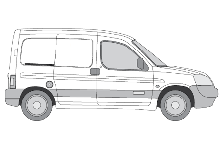 Picture for category Berlingo First 1996-2008