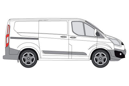 Picture for category Transit Custom 2013-Onwards