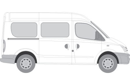 Picture for category V80 Maxus 2015-Onwards