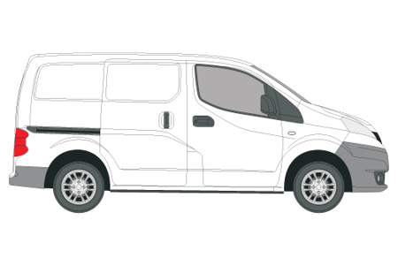 Picture for category NV200 2009-Onwards