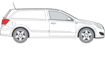 Picture for category Astra Van 2006-2013