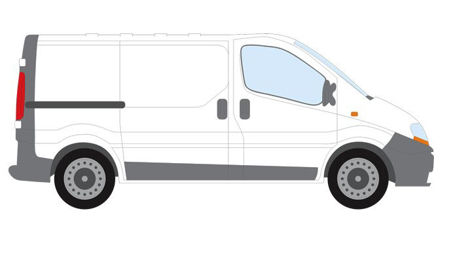 Picture for category Vivaro 2001-2014