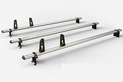 Picture of Van Guard 3x ULTI Bars | Citroen Relay 2006-Onwards | L1, L2, L3, L4 | H1, H2, H3 | VG245-3