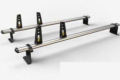 Picture of Van Guard 2x ULTI Bars | Fiat Doblo 2010-Onwards | L1, L2 | H1 | VG284-2
