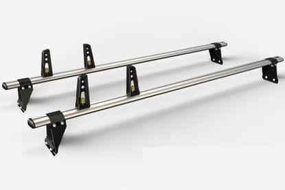 Picture of Van Guard 2x ULTI Bars - 130mm brackets   Ford Transit 2000-2014   L1, L2   H1   VG49-2