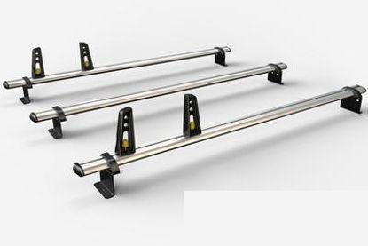 Picture of Van Guard 3x ULTI Bars | Ford Transit 2014-Onwards | Twin Rear Doors | L2, L3, L4 | H3 | VG310-3