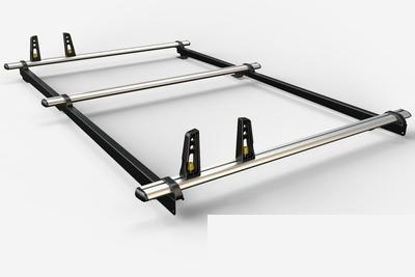 Picture of Van Guard 3 bar ULTI System (8x4 capacity) | Ford Transit Connect 2002-2013 | L2 | H2 | VG201-3-LWB