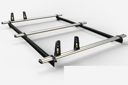 Picture of Van Guard 3 bar ULTI System (8x4 capacity) | Ford Transit Connect 2002-2013 | L1 | H1 | VG201-3-SWB