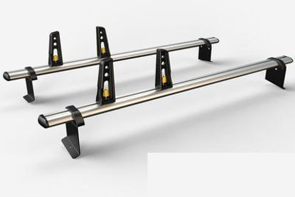 Picture of Van Guard 2x ULTI Bars | Ford Transit Courier 2014-Onwards | Twin Rear Doors | L1 | H1 | VG313-2