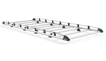 Picture of Rhino Aluminium Rack 4.8m Long x 1.6m Wide | MAN TGE 2017-Onwards | Twin Rear Doors | L5 | H3 | AH670