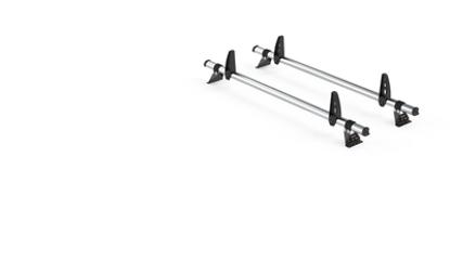 Picture of Rhino 2 Bar Delta System inc aerofoil   Mercedes Vito 2015-Onwards   L1, L2, L3   H1   RA2D-B42K