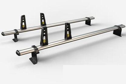 Picture of Van Guard 2x ULTI Bars | Nissan NV200 2009-Onwards | L1 | H1 | VG282-2
