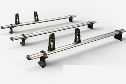 Picture of Van Guard 3x ULTI Bars | Nissan NV200 2009-Onwards | L1 | H1 | VG282-3
