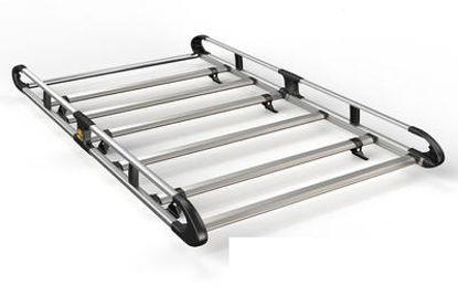 Picture of Van Guard 6 bar ULTI Rack | Nissan NV200 2009-Onwards | Twin Rear Doors | L1 | H1 | VGUR-033
