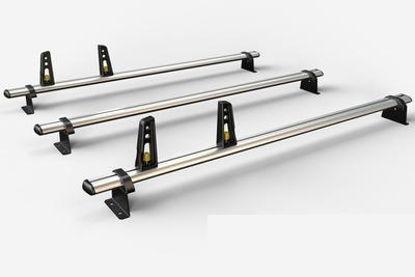 Picture of Van Guard 3x ULTI Bars | Nissan NV400 2010-Onwards | L1, L2, L3, L4 | H1, H2 | VG286-3