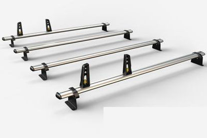 Picture of Van Guard 4x ULTI Bars | Nissan NV400 2010-Onwards | L1, L2, L3 | H1, H2 | VG286-4