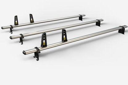 Picture of Van Guard 3x ULTI Bars | Peugeot Boxer 1994-2006 | L1, L2, L3 | H1, H2 | VG100