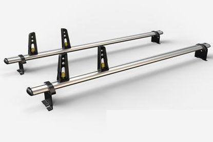 Picture of Van Guard 2x ULTI Bars | Peugeot Boxer 2006-Onwards | L1, L2, L3, L4 | H1, H2, H3 | VG245-2