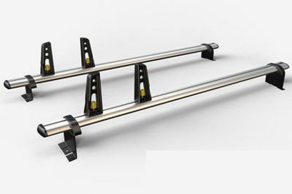 Picture of Van Guard 2x ULTI Bars | Peugeot Expert 2016-Onwards | Twin Rear Doors | L1 | H1 | VG334-2