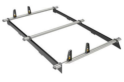 Picture of Van Guard 3 bar ULTI system | Peugeot Expert 2016-Onwards | Twin Rear Doors | L1 | H1 | VG337-3-L1H1