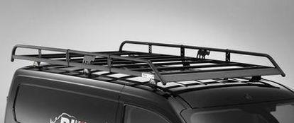 Picture of Rhino Modular Rack 2.5m Long x 1.25m Wide   Peugeot Partner 2018-Onwards   Twin Rear Doors   L2   H1   R673