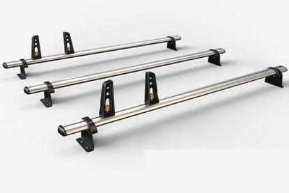 Picture of Van Guard 3x ULTI Bars | Renault Master 1998-2010 | L1, L2, L3 | H1, H2 | VG134-3