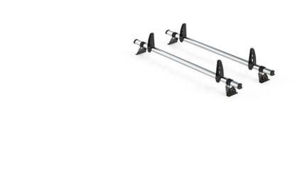 Picture of Rhino 2 Bar Delta System | Renault Master 2010-Onwards | All Lengths | All Heights | QA2D-B62