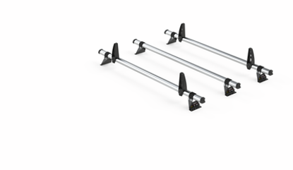 Picture of Rhino 3 Bar Delta System with tie bars & aerofoil | Renault Trafic 2001-2014 | L1, L2 | H1 | MB3D-B63M
