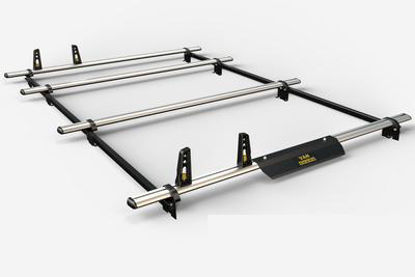 Picture of Van Guard 4 bar ULTI System incl. wind deflector | Renault Trafic 2001-2014 | L1 | H1 | VG182-SWB-4