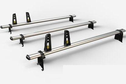 Picture of Van Guard 3x ULTI Bars | Toyota Hi-Ace 2002-Onwards | H1 | VG133-3