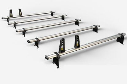 Picture of Van Guard 5x ULTI Bars | Toyota Hi-Ace 2002-Onwards | H1 | VG133-5