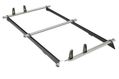 Picture of Van Guard 3 bar ULTI system | Toyota Proace 2016-Onwards | Twin Rear Doors | L2 | H1 | VG337-3-L2H1