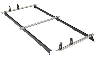 Picture of Van Guard 3 bar ULTI system | Toyota Proace 2016-Onwards | Twin Rear Doors | L3 | H1 | VG337-3-L3H1