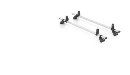 Picture of Rhino 2 Bar KammBar System | Vauxhall Combo 2012-2018 | All Lengths | H1 | WD2K-K32