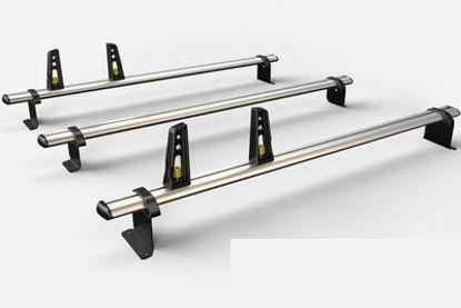 Picture of Van Guard 3x ULTI Bars | Vauxhall Combo 2012-2018 | L1, L2 | H1 | VG284-3