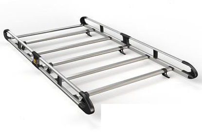 Picture of Van Guard 5 bar ULTI Rack | Vauxhall Combo 2012-2018 | Twin Rear Doors | L2 | H1 | VGUR-043