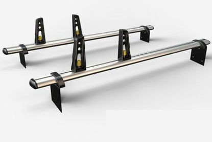 Picture of Van Guard 2x ULTI Bars | Vauxhall Corsa 2001-2007 | Tailgate | L1 | H1 | VG172
