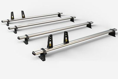 Picture of Van Guard 4x ULTI Bars | Vauxhall Movano 1998-2010 | L3 | All Heights | VG134-4