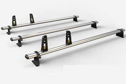 Picture of Van Guard 3x ULTI Bars | Vauxhall Movano 2010-Onwards | L1, L2, L3, L4 | H1, H2 | VG286-3