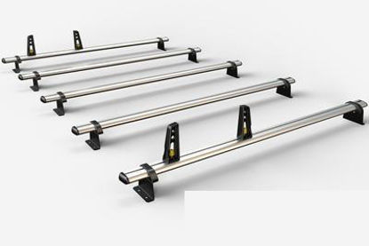 Picture of Van Guard 5x ULTI Bars | Vauxhall Movano 2010-Onwards | L3, L4 | H2 | VG286-5