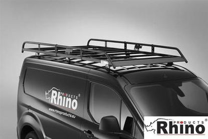 Picture of Rhino Modular Rack 3.2m long x 1.4m wide | Vauxhall Vivaro 2019-Onwards | Twin Rear Doors | L2 | H1 | R663