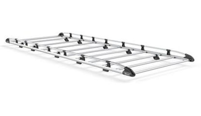Picture of Rhino Aluminium Rack 3.2m long x 1.6m wide | Volkswagen Crafter 2006-2017 | Twin Rear Doors | L2 | H2 | AH520