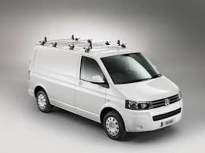 Picture of Rhino 4 Bar Delta System  *(T-Track fitting) | Volkswagen T5 Transporter 2002-2015 | H1 | T54TD-B44