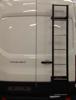 Picture of Van Guard 7 step Rear Door Ladder - 1837mm (L)   Mercedes Sprinter 2018-Onwards   Twin Rear Doors   All Lengths   H2   VG116-7