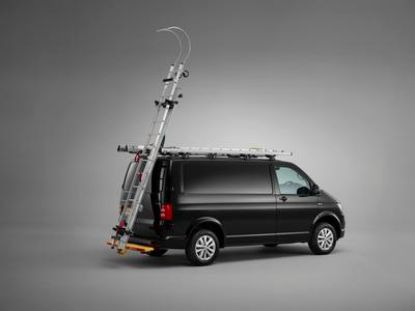 Picture of Rhino 3.1m Safestow4 (Double CAT Ladder) | Mercedes Sprinter 2006-2018 | Twin Rear Doors | All Lengths | All Heights | RAS18-SK25