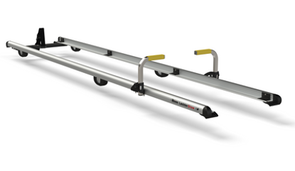Picture of Rhino 3.0m LadderStow | Land Rover Discovery 3 & 4 2004-Onwards | All Lengths | All Heights | RAS37