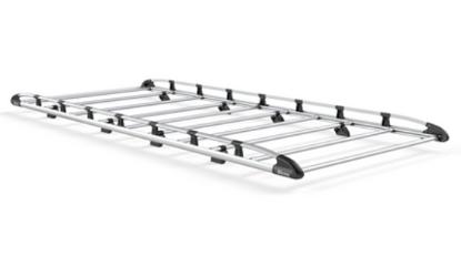Picture of Rhino Aluminium Rack 4.2m long x 1.6m wide | Citroen Relay 2006-Onwards | Twin Rear Doors | L4 | H3 | AH618