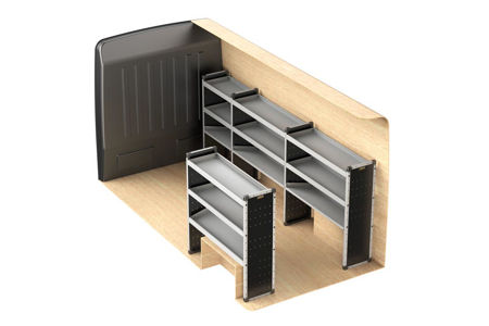 Picture for category Racking and Shelving