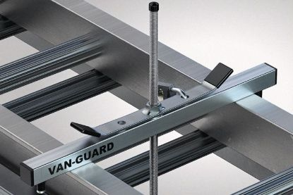 Picture of Van Guard Lockable Ladder Clamps for Vans (incl. padlock) | Ladder Storage Accessories | VG103