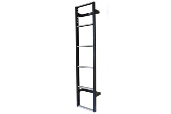 Picture of Van Guard 6 step Rear Door Ladder - 1530mm (L) | Ford Transit 2000-2014 | Twin Rear Doors | All Lengths | All Heights | VG116-T